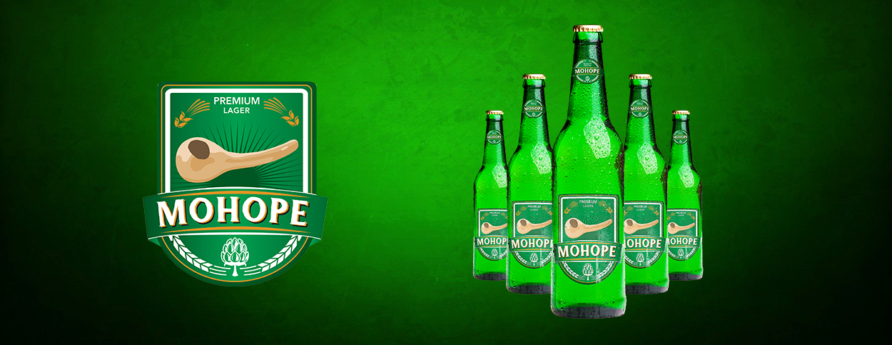 Mohope craft beer is made in Johannesburg
